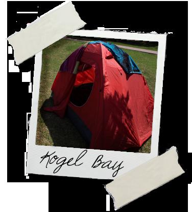 Kogel Bay door
