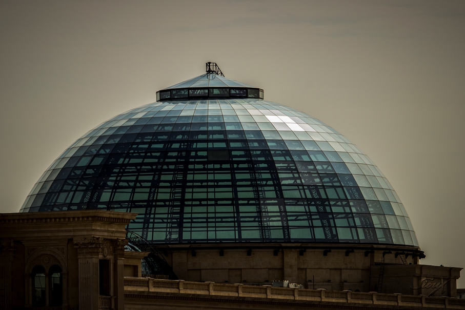 Rooftop dome