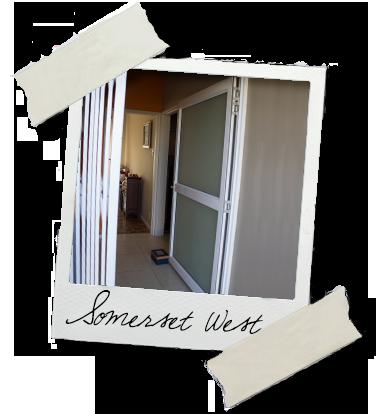 Somerset West door