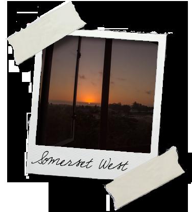 Somerset West window