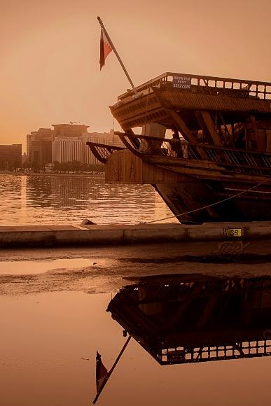 Sunrise on the Corniche