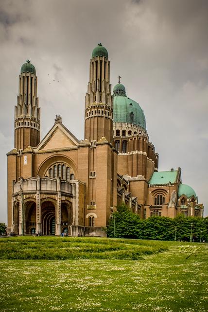IMG_8763 LR (1 of 1) National Basilica of the Sacred Heart in Koekelberg, Brussels