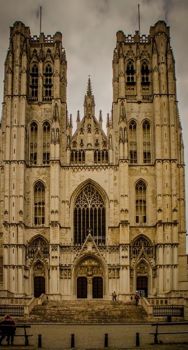 IMG_8812 LR (1 of Cathedral of St. Michael and St. Gudula