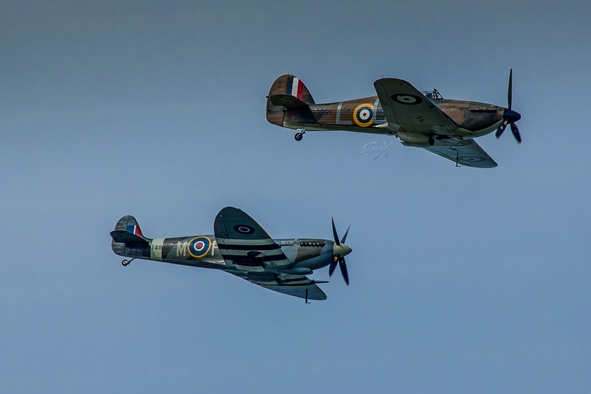 IMG_2311 Hawker Hurricane and Spitfire LR (1 of 1)